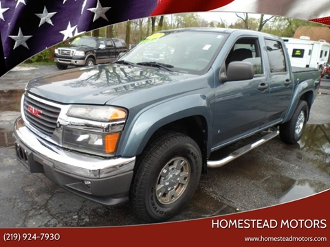 2007 GMC Canyon for sale in Highland, IN