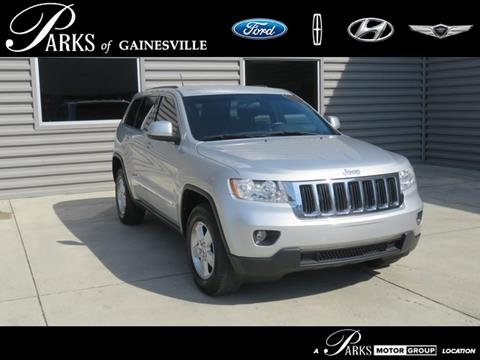 2013 Jeep Grand Cherokee for sale in Gainesville, FL
