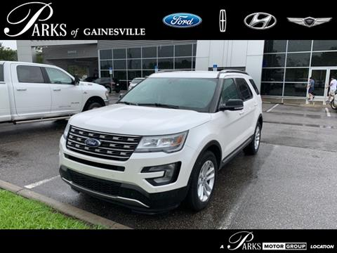 Parks Ford Gainesville >> Parks Ford Lincoln Of Gainesville Gainesville Fl