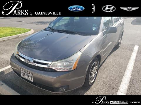 2010 Ford Focus for sale in Gainesville, FL