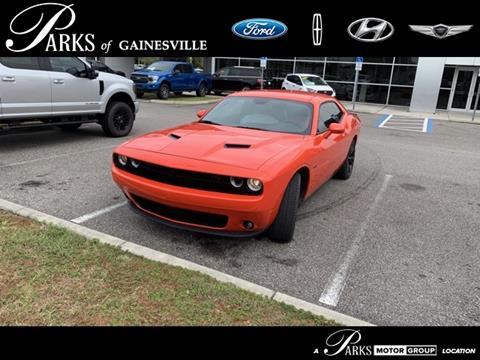 2018 Dodge Challenger for sale in Gainesville, FL