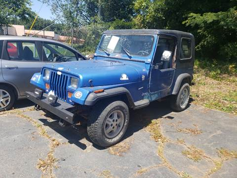 1991 Jeep Wrangler for sale in Marietta, GA