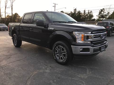 2018 Ford F-150 for sale in South Hill, VA