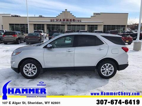 2019 Chevrolet Equinox for sale in Sheridan, WY