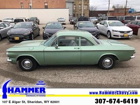 1960 Chevrolet Corvair for sale in Sheridan, WY