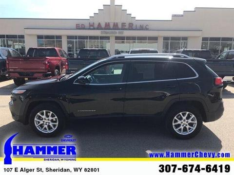 2015 Jeep Cherokee for sale in Sheridan, WY