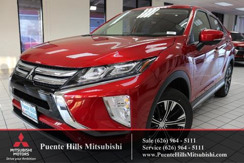 2019 Mitsubishi Eclipse Cross for sale in City Of Industry, CA