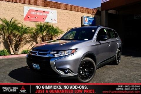2018 Mitsubishi Outlander for sale in City Of Industry, CA