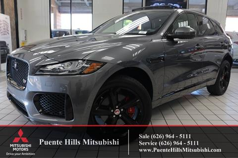 2017 Jaguar F-PACE for sale in City Of Industry, CA