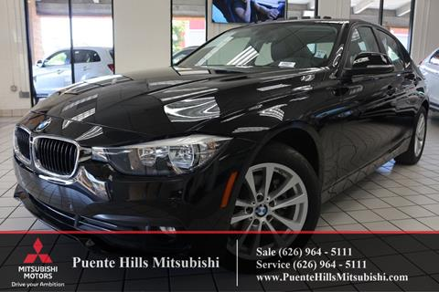 2016 BMW 3 Series for sale in City Of Industry, CA