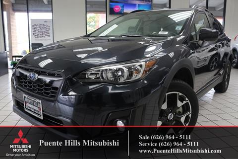 2018 Subaru Crosstrek for sale in City Of Industry, CA