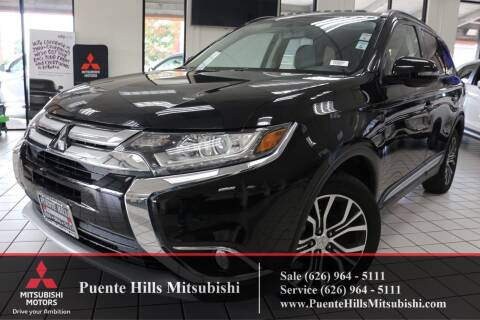 2016 Mitsubishi Outlander for sale in City Of Industry, CA