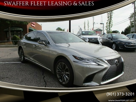 Used 2018 Lexus Ls 500 For Sale In Tennessee Carsforsale Com