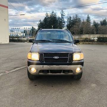2001 Ford Explorer Sport Trac for sale in Lakewood, WA