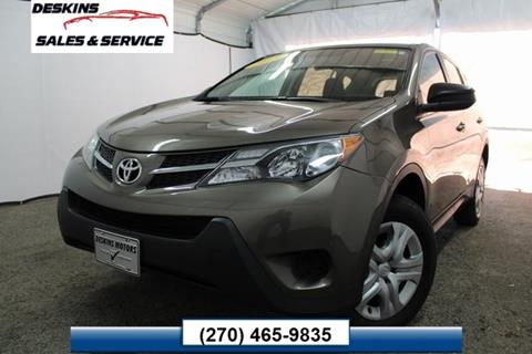 2015 Toyota RAV4 for sale in Campbellsville, KY