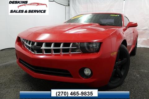 2011 Chevrolet Camaro for sale in Campbellsville, KY