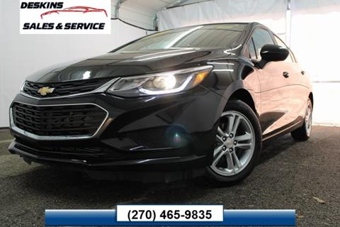 2018 Chevrolet Cruze for sale in Campbellsville, KY