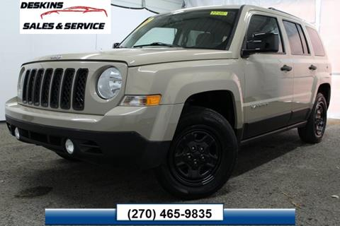 2016 Jeep Patriot for sale in Campbellsville, KY