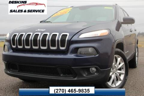 2016 Jeep Cherokee for sale in Campbellsville, KY