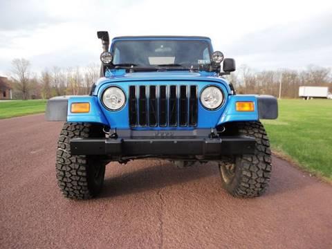 2003 Jeep Wrangler for sale in Titusville, FL