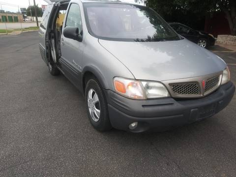 2000 Pontiac Montana for sale in Arlington, TX
