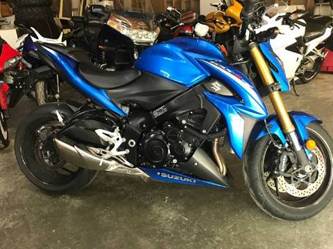 2016 Suzuki GSX-S 1000 for sale at Kent Road Motorsports in Cornwall Bridge CT