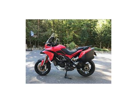 2014 Ducati MULTISTRADA 1200 S TOURING for sale in Cornwall Bridge, CT