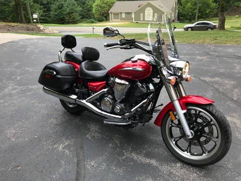 2013 Yamaha V-Star for sale in Cornwall Bridge, CT