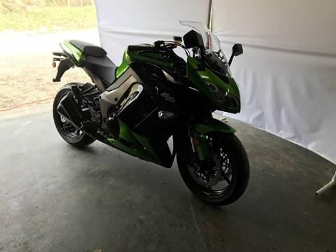 2012 Kawasaki Ninja 1000