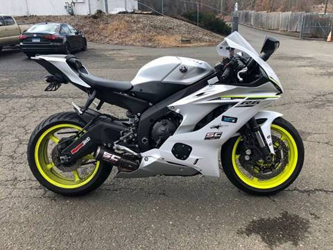 2017 Yamaha YZF-R6 for sale at Kent Road Motorsports in Cornwall Bridge CT