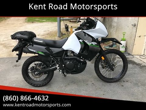 2015 Kawasaki KLR 650 for sale at Kent Road Motorsports in Cornwall Bridge CT