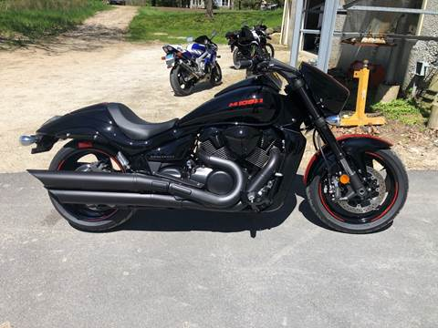 2018 Suzuki Boulevard M 109 R BOSS for sale at Kent Road Motorsports in Cornwall Bridge CT