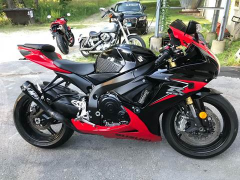 2014 Suzuki GSX-R 750 for sale at Kent Road Motorsports in Cornwall Bridge CT