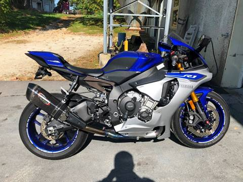 2015 Yamaha YZF-R1 for sale at Kent Road Motorsports in Cornwall Bridge CT
