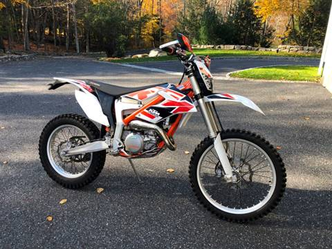 2016 KTM Freeride 250 R for sale at Kent Road Motorsports in Cornwall Bridge CT