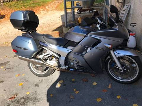 2004 Yamaha FJR 1300 for sale at Kent Road Motorsports in Cornwall Bridge CT