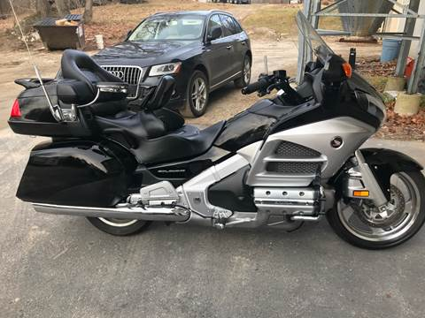 2012 Honda Goldwing for sale at Kent Road Motorsports in Cornwall Bridge CT