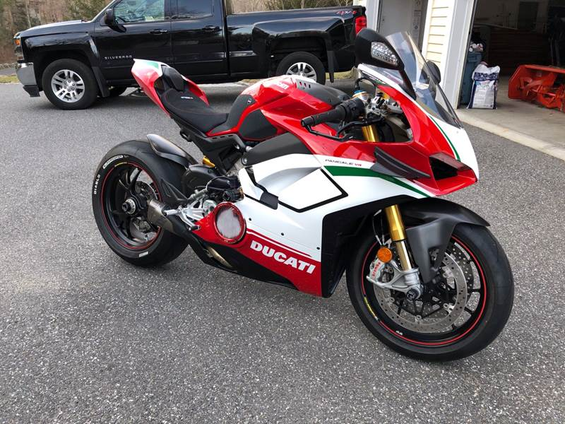 2019 Ducati Panigale V4 Speciale for sale at Kent Road Motorsports in Cornwall Bridge CT