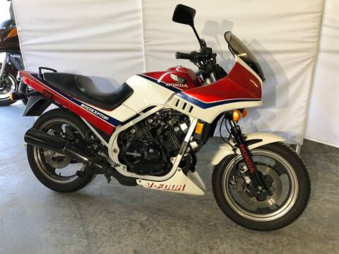 1985 Honda Interceptor 500 for sale at Kent Road Motorsports in Cornwall Bridge CT