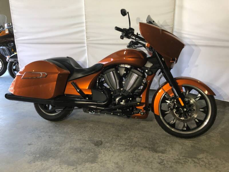 2016 Victory Magnum for sale at Kent Road Motorsports in Cornwall Bridge CT