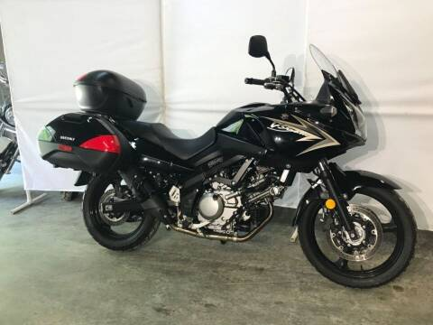 2011 Suzuki V-Strom 650 for sale at Kent Road Motorsports in Cornwall Bridge CT