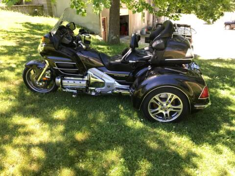 2010 Honda Gold Wing Trike for sale at Kent Road Motorsports in Cornwall Bridge CT