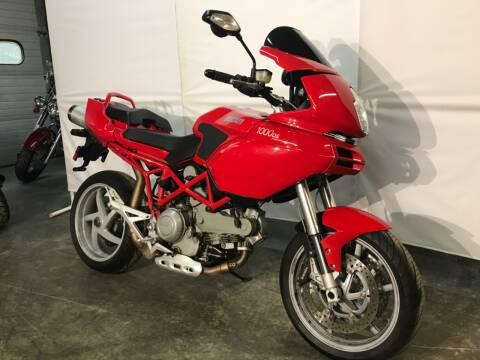 2005 Ducati Multistrada 1000 for sale at Kent Road Motorsports in Cornwall Bridge CT