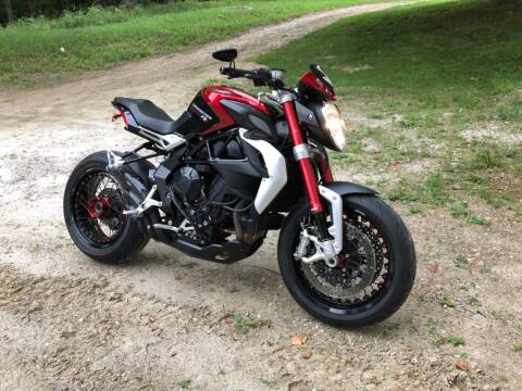 2017 MV Agusta Brutale Dragster 800 RR for sale at Kent Road Motorsports in Cornwall Bridge CT