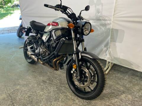 2019 Yamaha XSR 700 for sale at Kent Road Motorsports in Cornwall Bridge CT