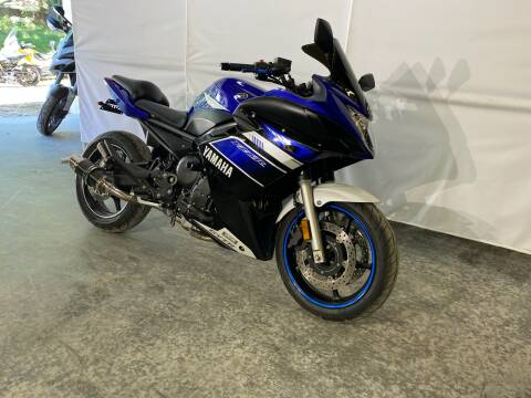 2013 Yamaha FZ6R for sale at Kent Road Motorsports in Cornwall Bridge CT