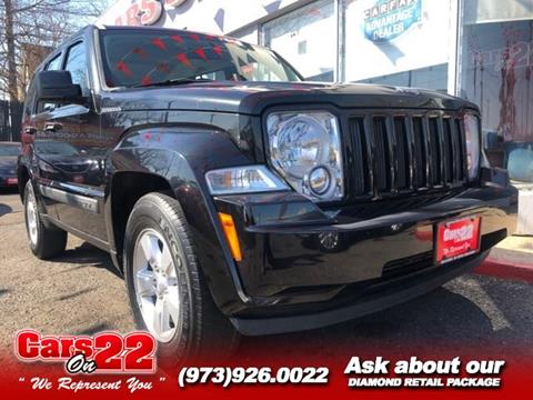 2010 Jeep Liberty for sale in Hillside, NJ