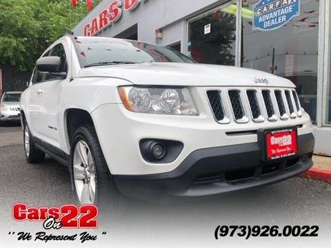 2011 Jeep Compass for sale in Hillside, NJ