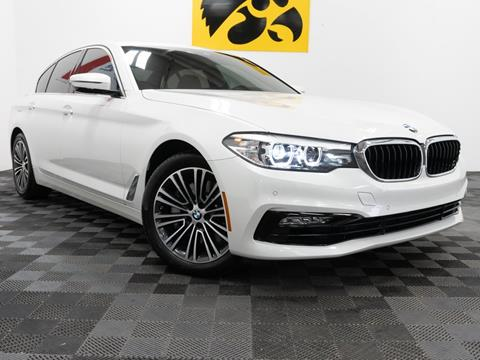 2018 BMW 5 Series for sale in Iowa City, IA
