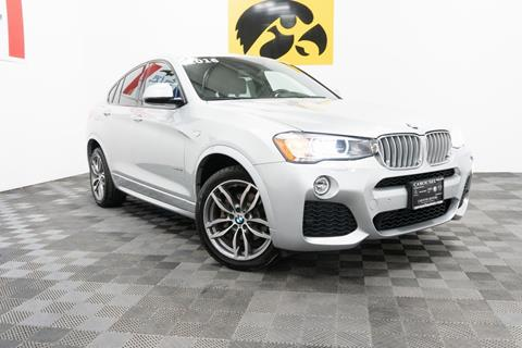 2016 BMW X4 for sale in Iowa City, IA